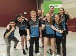 1. Mannschaft Aufstieg 2018