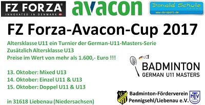 FZ Forza-Avacon-Cup 2017