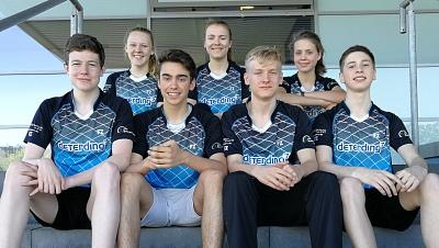 U19-Team der SG erstmals bei der Deutschen