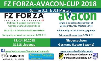 FZ FORZA – AVACON – CUP 2018