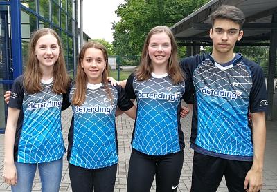Erfolgreiche Nord-Ranglisten U13-U19 für 11 SG-Starter