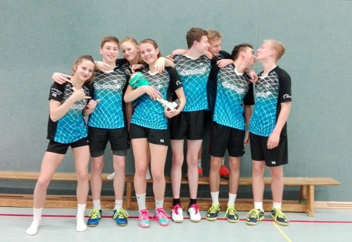U19-Mannschaft 2017©SG Pennigsehl/Liebenau